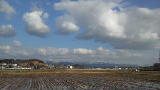 山が美しい(^  ▽^)