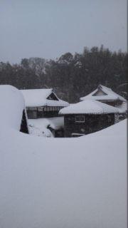 雪、雪、雪、そして凍結